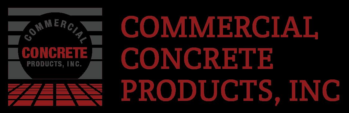 Commercial Concrete Products Logo