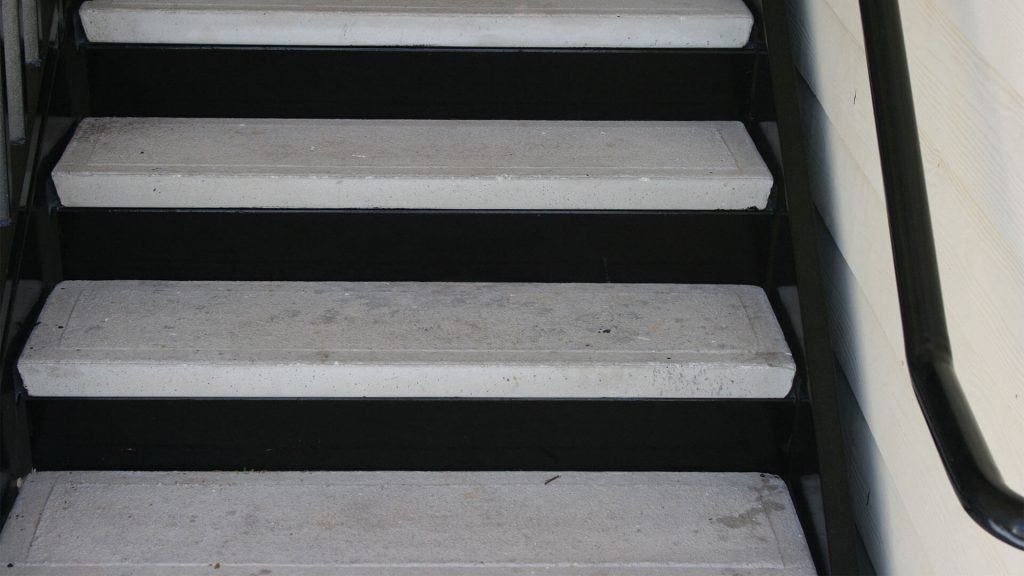 Stair Tread Commercial Concrete Products